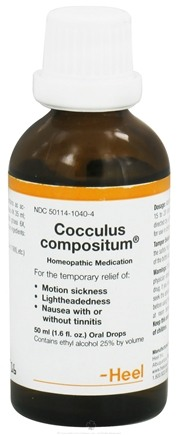 DROPPED: Heel Professional - Cocculus Compositum - 50 ml. CLEARANCE PRICED