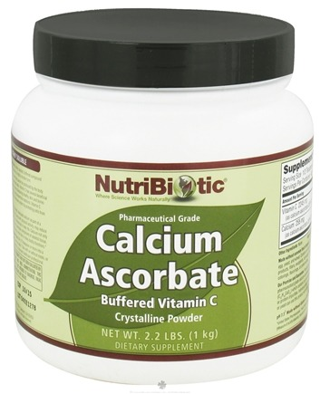 Zoom View - Calcium Ascorbate Crystalline Powder