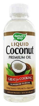 Zoom View - Liquid Coconut Premium Oil
