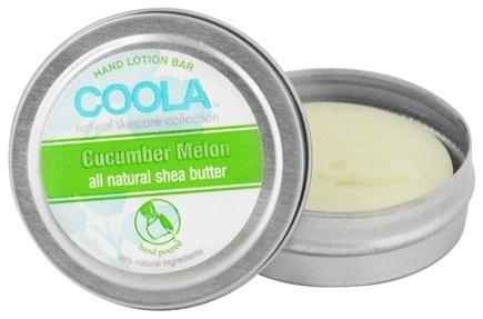 DROPPED: Coola Suncare - Hand Lotion Bar Cucumber Melon - 0.5 oz. CLEARANCE PRICED