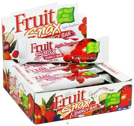 Zoom View - Fruit Snax Energy Bar