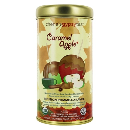 Zhena's Gypsy Tea - Caramel Apple Tea - 22 Tea Bags