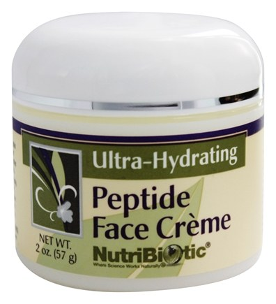 Nutribiotic - Anti-Aging Peptide Face Creme - 2 oz.