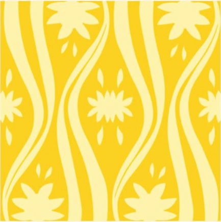 "DROPPED: Earth Balance Bag - Tree Free Gift Wrap Mellow Yellow - 12.5 sq. ft (30"" x 5 "") - CLEARANCE PRICED"