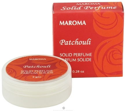 DROPPED: Maroma - Solid Perfume Patchouli - 8 Grams CLEARANCE PRICED
