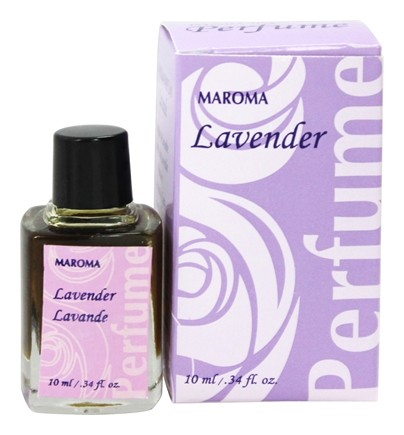 DROPPED: Maroma - Perfume Oil Lavender - 10 ml.