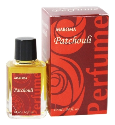 DROPPED: Maroma - Perfume Oil Patchouli - 10 ml.