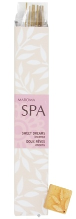 DROPPED: Maroma - Spa Incense Sweet Dreams - 10 Stick(s) CLEARANCE PRICED