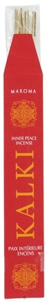 DROPPED: Maroma - Kalki Incense Inner Peace - 10 Stick(s) CLEARANCE PRICED