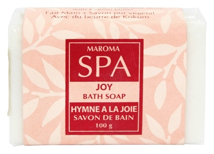 DROPPED: Maroma - Spa Soap Joy - 100 Grams CLEARANCE PRICED