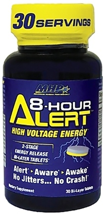 Zoom View - 8-Hour Alert High Voltage Energy