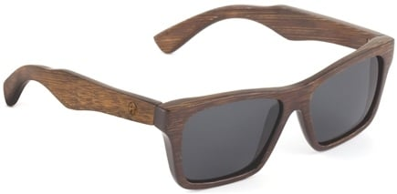 Zoom View - Kennedy Handcrafted Bamboo Sunglasses