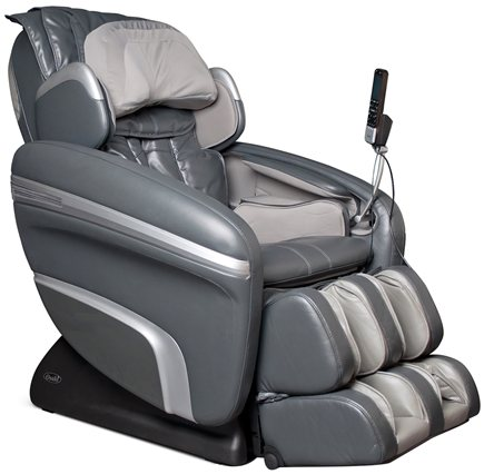 Zoom View - Executive Zero Gravity S-Track Heating Massage Chair OS-7200HD