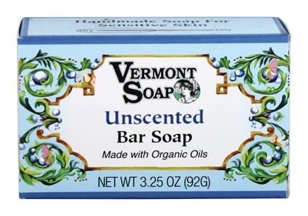 DROPPED: Vermont Soapworks - Bar Soap Unscented - 3.25 oz.