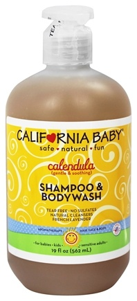 California Baby - Shampoo and Bodywash Calendula - 19 oz.