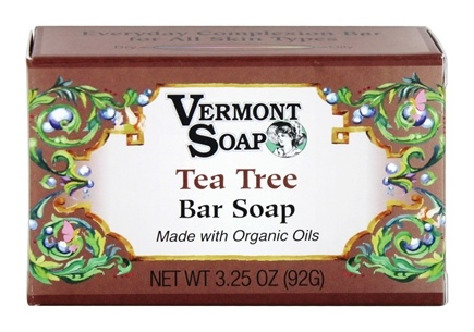 DROPPED: Vermont Soapworks - Bar Soap Tea Tree - 3.25 oz.