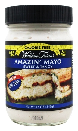 Walden Farms - Calorie Free Amazin' Mayo Sweet & Tangy - 12 oz.