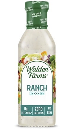 Walden Farms - Calorie Free Salad Dressing Ranch - 12 oz.
