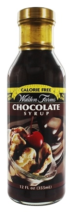 Walden Farms - Calorie Free Syrup Chocolate - 12 oz.