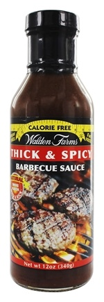 Walden Farms - Calorie Free Barbecue Sauce Thick & Spicy - 12 oz.