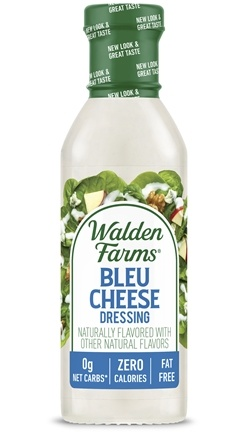 Walden Farms - Calorie Free Salad Dressing Bleu Cheese - 12 oz.