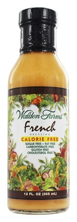 Walden Farms - Calorie Free Salad Dressing French - 12 oz.