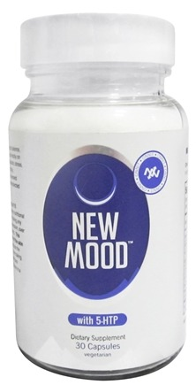 DROPPED: Onnit - New Mood with 5-HTP - 30 Vegetarian Capsules