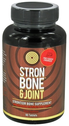 DROPPED: Onnit - Stron Bone and Joint - 90 Tablets