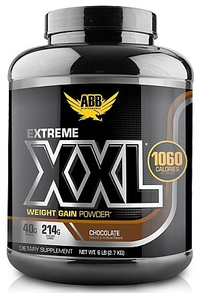 Zoom View - Extreme XXL Weight Gain Powder