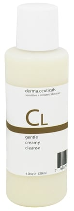 DROPPED: Raw Skin Ceuticals - Derma.Ceuticals Cleanse For Face & Body - 4 oz. CLEARANCE PRICED