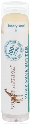 Zoom View - Pure Shea Butter Lip Balm