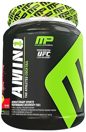 DROPPED: Muscle Pharm - Amino1 Hybrid Series Revolutionary Sports Performance Recovery Fuel Fruit Punch - 50 Serving(s) CLEARANCE PRICED
