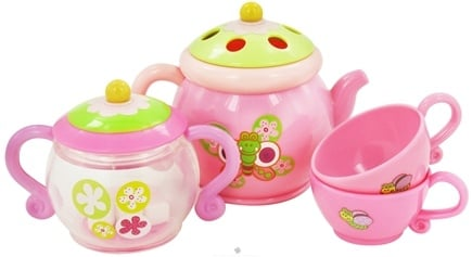 DROPPED: Summer Infant - Tub Time Tea Party Set 6 Months + - 4 Piece(s) CLEARANCE PRICED