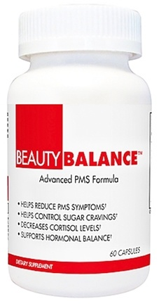 DROPPED: BeautyFit - BeautyBalance Advanced PMS Formula - 60 Capsules CLEARANCE PRICED