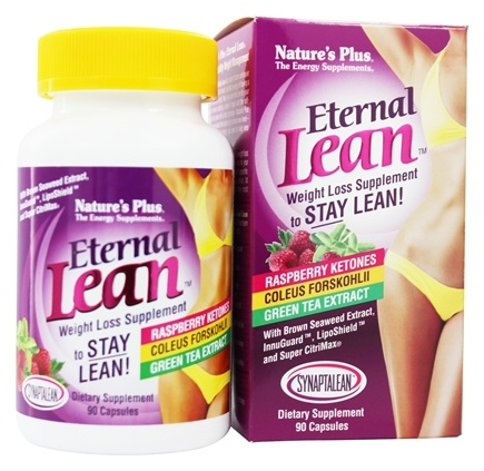DROPPED: Nature's Plus - Eternal Lean - 90 Capsules