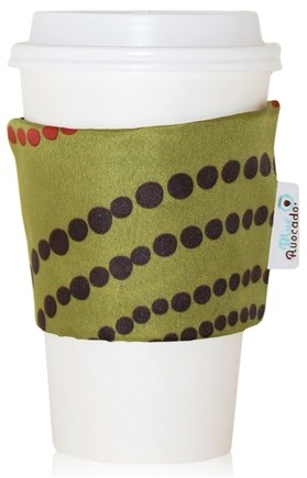 DROPPED: Blue Avocado - Java Sleeve for Hot Coffee Cups - 2.75 in. CLEARANCE PRICED