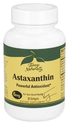 Zoom View - Terry Naturally Astaxanthin
