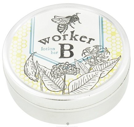 DROPPED: Worker B - Lotion Bar - 3.5 oz.
