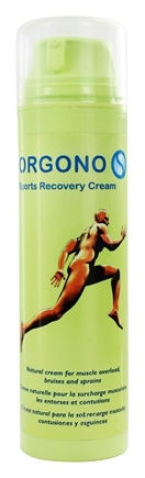 DROPPED: Orgono - Sports Recovery Cream - 6.76 oz. (200 ml) - CLEARANCE PRICED