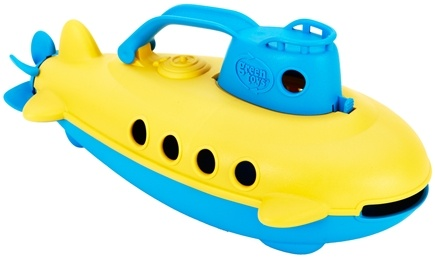 DROPPED: Green Toys - My First Submarine 6 months+ Blue
