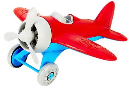 DROPPED: Green Toys - Airplane Ages 1+ Red