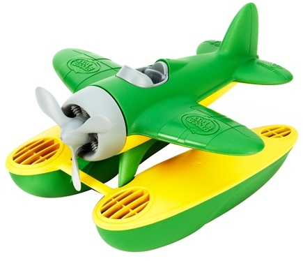 DROPPED: Green Toys - Seaplane Ages 1+ Green