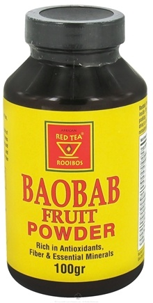 Zoom View - Baobab Fruit Powder