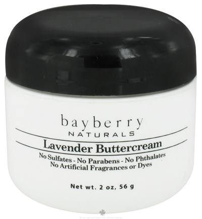 DROPPED: Bayberry Naturals - Lavender Buttercream - 2 oz. CLEARANCED PRICED