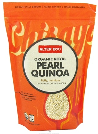 Zoom View - Organic Royal Pearl Quinoa
