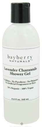 DROPPED: Bayberry Naturals - Shower Gel Lavender Chamomile - 8.8 oz. CLEARANCED PRICED