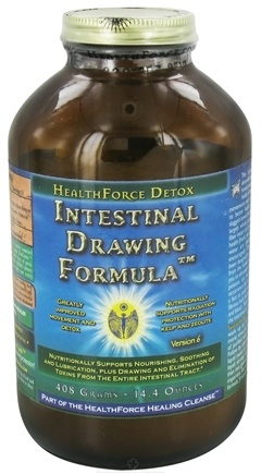 Zoom View - Intestinal Drawing Formula Version 6 Powder