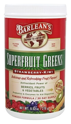 Zoom View - Superfruit Greens Powder Formula