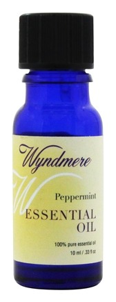 DROPPED: Wyndmere Naturals - Essential Oil Peppermint - 0.33 oz.