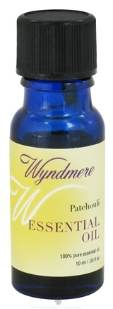 DROPPED: Wyndmere Naturals - Essential Oil Patchouli - 0.33 oz.
